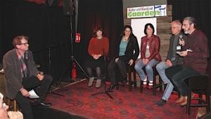 Der Kulturrat wird gehört. Gert Haack vom Kulturforum der Kieler SPD sprach mit Viktoria Ladyshenski, Reyhan Kuyumcu, Germaine Adelt, Christian Leonhardt und Dirk Hoffmeister.