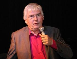 Landtagsabgeordneter Bernd Heineman (SPD) sicherte der Gaardener Kultur- und Kreativszene Unterstützung zu