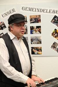 Evgeny Kosyakin brachte dem Publikum die jüdische Musik nahe.