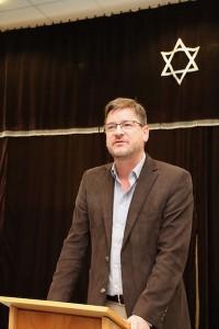 Christian Walda führte kenntnisreich durchs Programm.